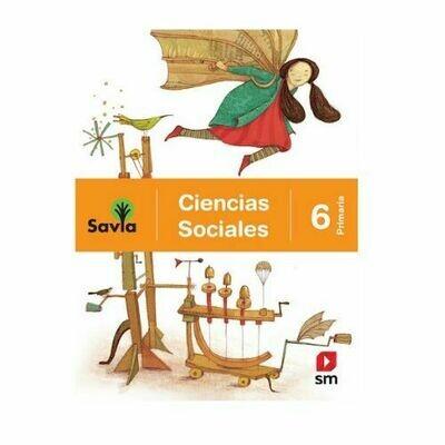 Ciencias Sociales 6. Proyecto Savia. Primaria. SM
