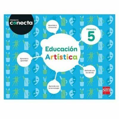 Educacion Artistica 5. Proyecto Conecta. Primaria. SM