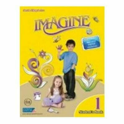 Imagine 2.0, Nivel 1 Super Pack (SB+READER+AB). SM