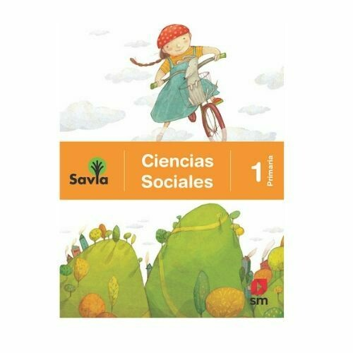 Ciencias Sociales 1. Proyecto Savia. Primaria. SM