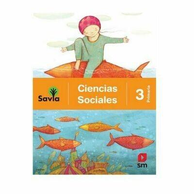 Ciencias Sociales 3. Proyecto Savia. Primaria. SM