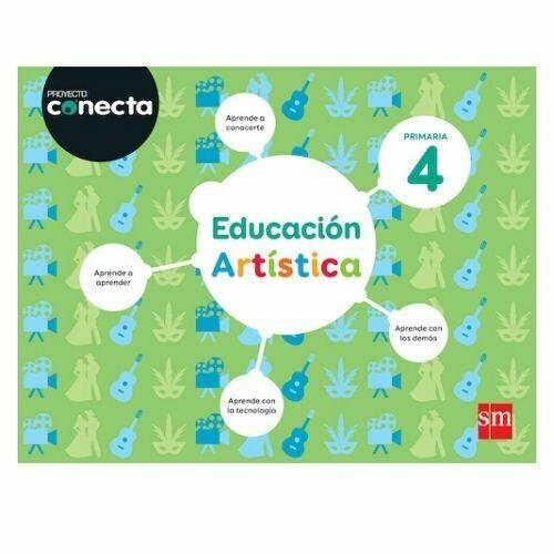 Educacion Artistica 4. Proyecto Conecta. Primaria. SM