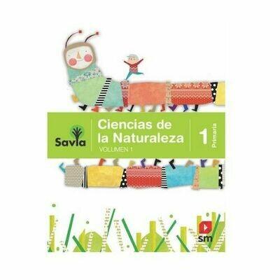 Ciencias de la Naturaleza 1. Proyecto Savia. Primaria. SM