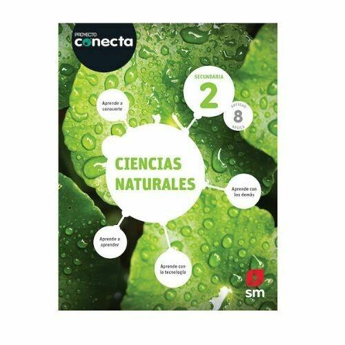 Ciencias Naturales 2 (Digital). Blink. Secundaria. Proyecto Conecta (Antiguo 8vo Media). SM