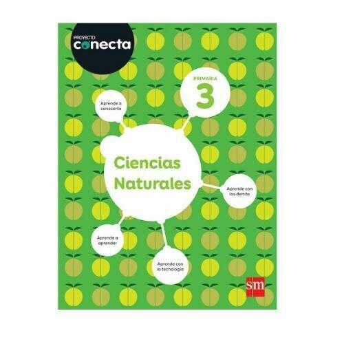 Ciencias Naturales 3 (Digital). Blink. Proyecto Conecta. Primaria. SM