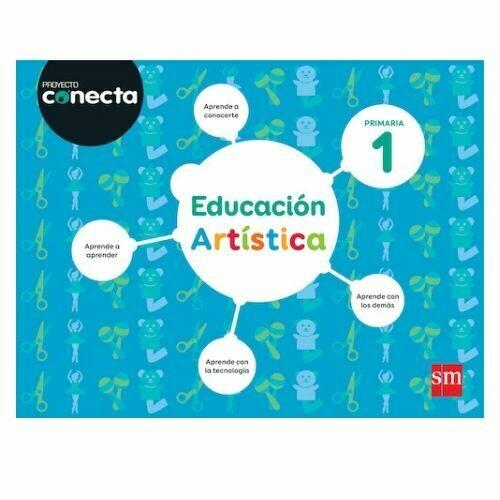 Educacion Artistica 1. Proyecto Conecta. Primaria. SM