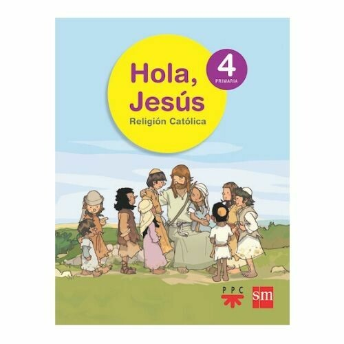 Hola, Jesus 4 (Digital). Primaria. SM