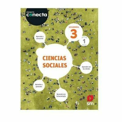 Ciencias Sociales 3 (Digital). Blink. Secundaria. Proyecto Conecta (Antiguo 1ro Media). SM