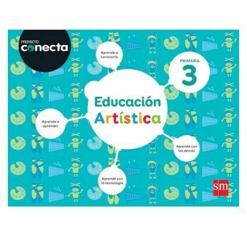 Educacion Artistica 3. Proyecto Conecta. Primaria. SM