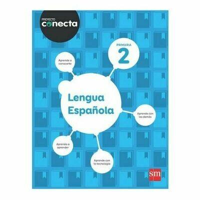 Lengua Española 2. Proyecto Conecta. Primaria. SM