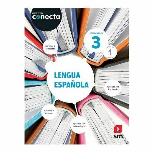 Lengua Española 3 (Digital). Blink. Secundaria. Proyecto Conecta (Antiguo 1ro Media). SM