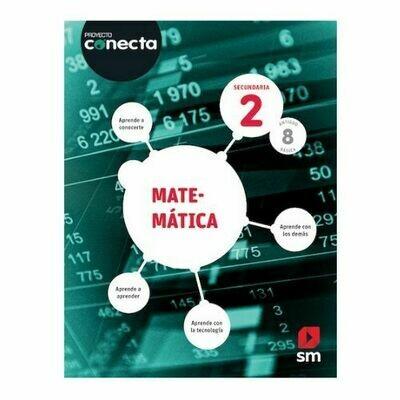 Matematica 2 (Digital). Blink. Secundaria. Proyecto Conecta (Antiguo 8vo Media). SM