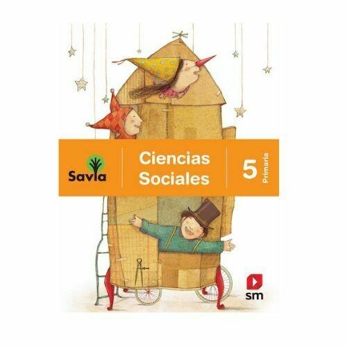 Ciencias Sociales 5. Proyecto Savia. Primaria. SM