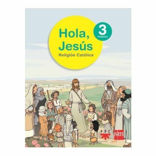 Hola, Jesus 3. Primaria. SM
