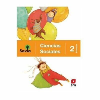 Ciencias Sociales 2. Proyecto Savia. Primaria. SM