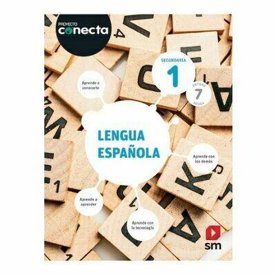 Lengua Española 1 (Digital). Blink. Secundaria (Antiguo 7mo Basica). SM