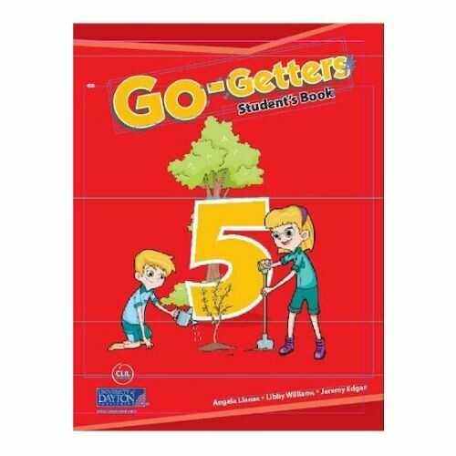 Pri Go Getters 5 Full Pack (SB+WB). SM