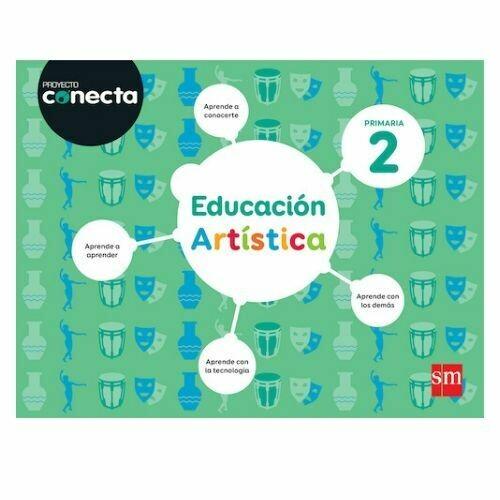 Educacion Artistica 2. Proyecto Conecta. Primaria. SM