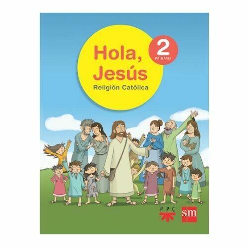 Hola, Jesus 2. Primaria. SM