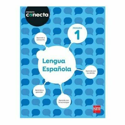Lengua Española 1. Proyecto Conecta. Primaria. SM