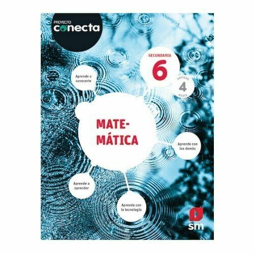 Matematica 6 (Digital). Blink. Secundaria. Proyecto Conecta (Antiguo 4to Media). SM