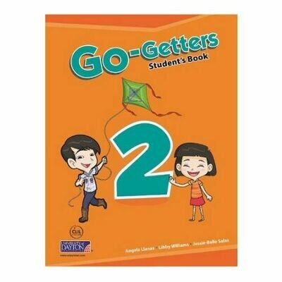 Pri Go Getters 2 Full Pack (SB+WB). SM
