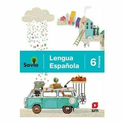Lengua Española 6. Proyecto Savia. Primaria. SM