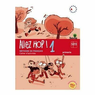Allez Hop! 1. Cuaderno de Trabajo. SM