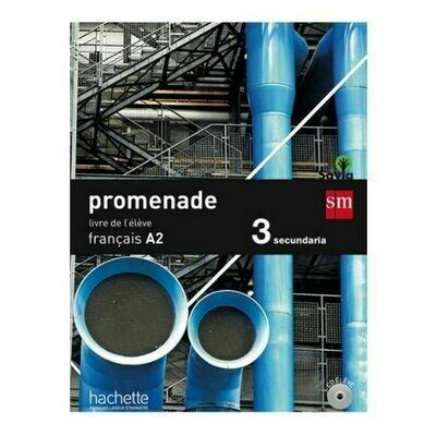Promenade Francais A2 15. Libro de Texto. SM