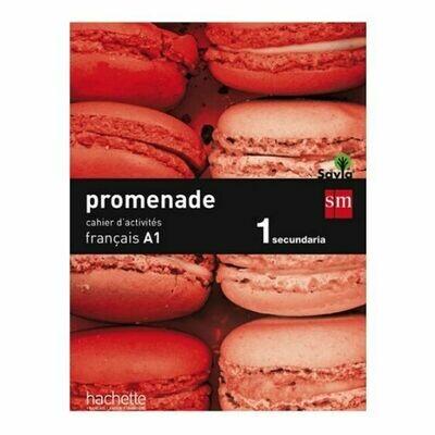 Promenade Francais A1 15. Cuaderno de Trabajo. SM