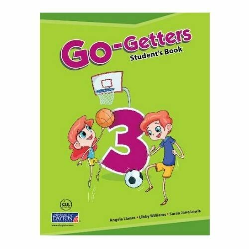 Pri Go Getters 3 Full Pack (SB+WB). SM