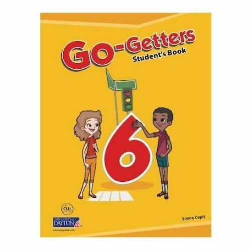 Pri Go Getters 6 Full Pack (SB+WB). SM
