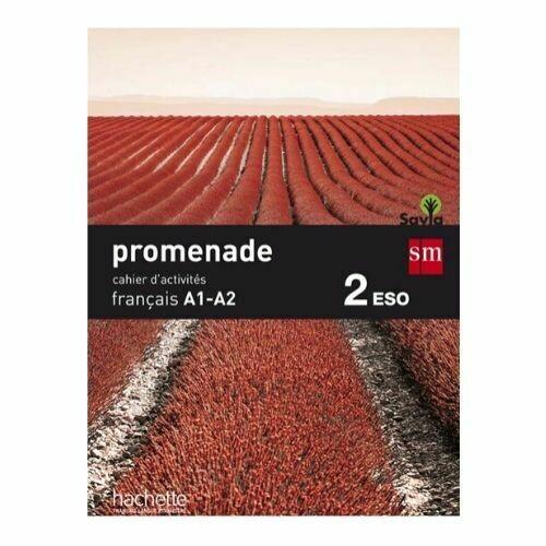 Promenade Francais A1-A2-SA 15. Cuaderno de Trabajo. SM