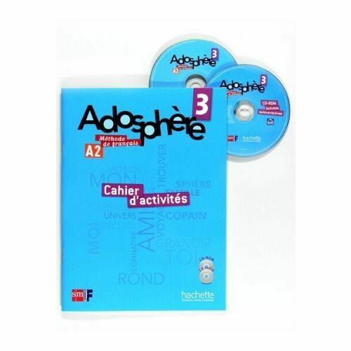 Adosphere 3. Cuaderno de Trabajo. SM