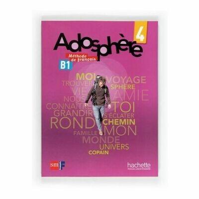 Adosphere 4. Libro de Texto. SM