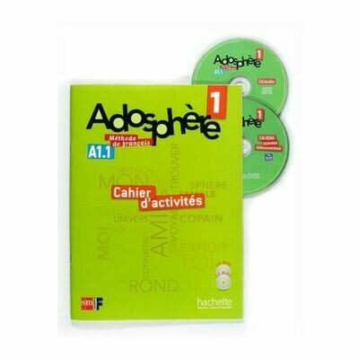 Adosphere 1. Cuaderno de Trabajo. SM
