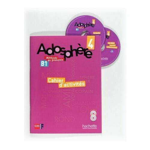 Adosphere 4. Cuaderno de Trabajo. SM