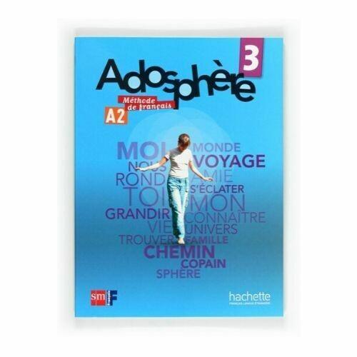 Adosphere 3. Libro de Texto. SM