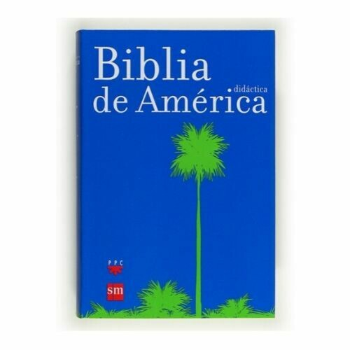 Biblia Didactica de America (Flexible). SM