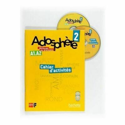 Adosphere 2. Cuaderno de Trabajo. SM