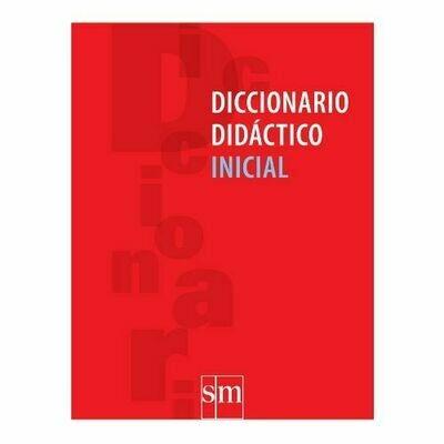 Diccionario Didactico Inicial. SM
