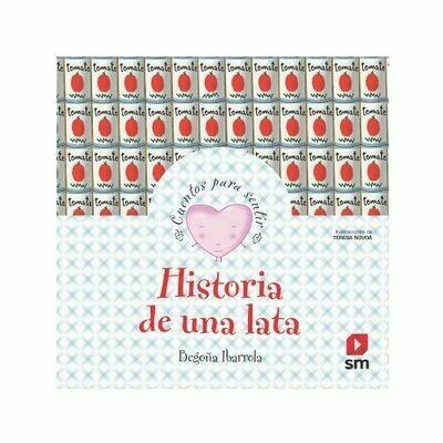 Historia de una Lata. Cuentos para Sentir. SM