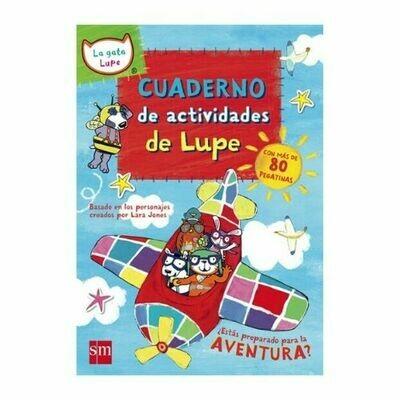 Cuaderno de Actividades de Lupe. La Gata Lupe. SM
