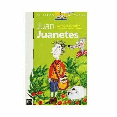 Juan Juanetes. Barco de Vapor - Serie Blanca. SM