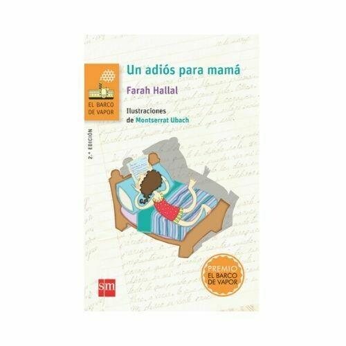 Un Adios para Mama. Barco de Vapor - Serie Naranja. SM