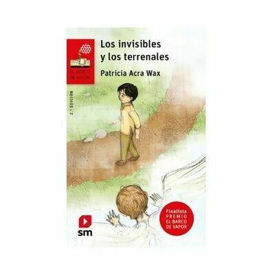 Los Invisibles y los Terrenales. Barco de Vapor - Serie Roja. SM
