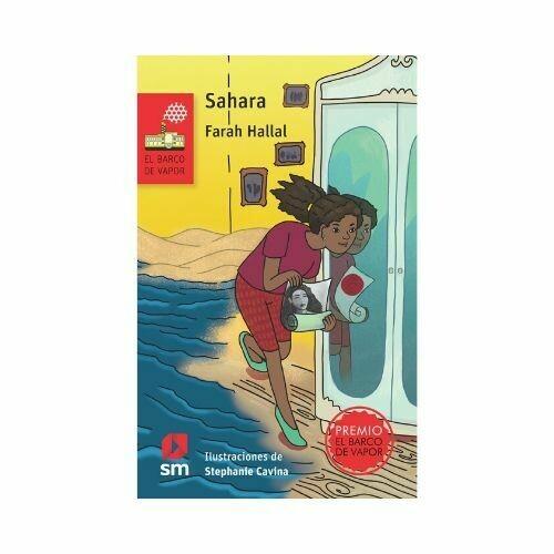 Sahara. Barco de Vapor - Serie Roja. SM