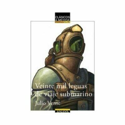 Veinte Mil Leguas de Viajes Submarino. Anaya
