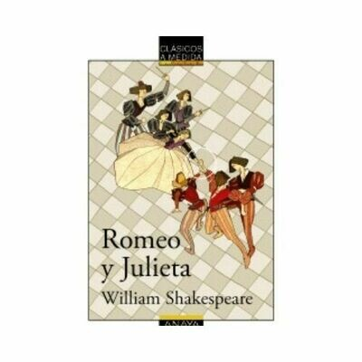 Romeo y Julieta (Clasicos) 12 Años. Anaya