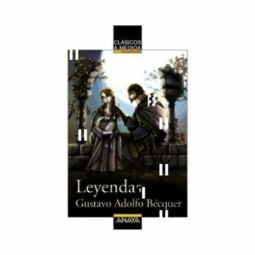 Leyendas (Clasicos). Anaya